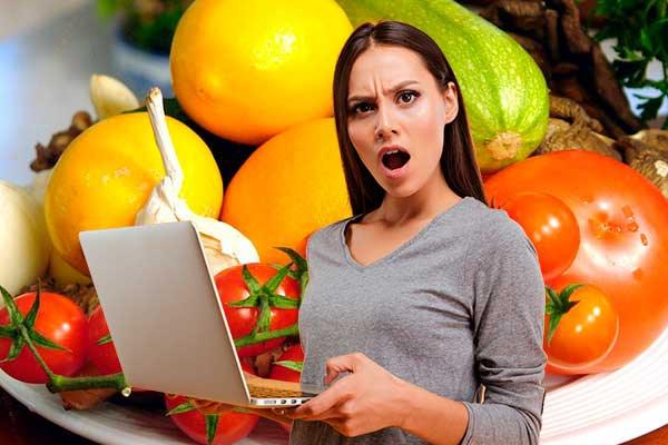 20 Frutas y Verduras que Mas Contienen Vitamina C 1
