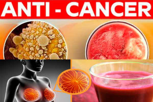 jugos naturales para el cancer