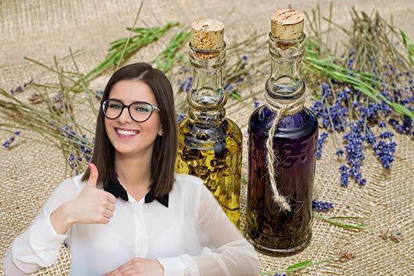 beneficios del aceite de lavanda