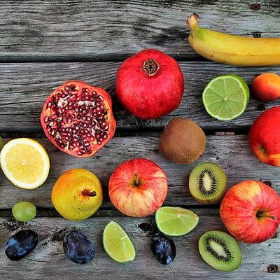 Frutas para el Sistema inmunologico