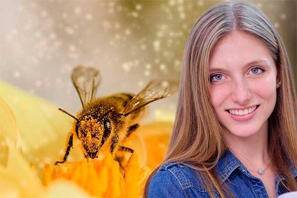 Beneficios del polen
