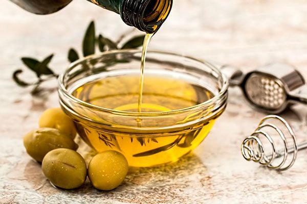 aceite de oliva para piel saludable
