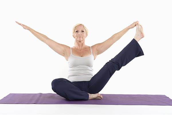 yoga para la artritis reumatoide