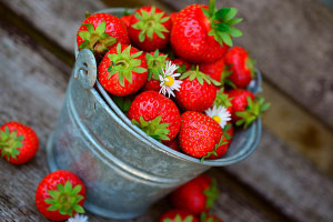 beneficios de la fresa para el organismo